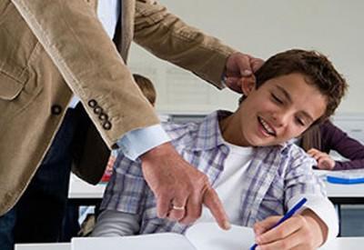 конфлікт дитини і вчителя