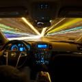 нічна їзда на авто