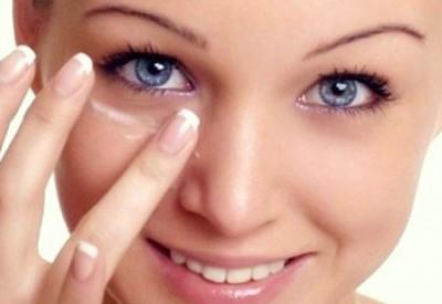 шкіра навколо очей