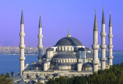 Блакитна мечеть