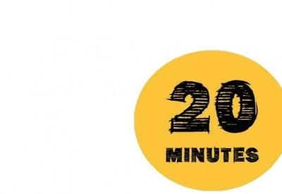 правило 20 хвилин