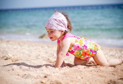 відпочинок з дитиною на морі