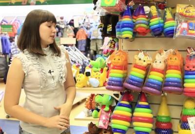 як вибрати дитині іграшку