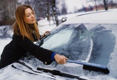 догляд за автомобілем взимку