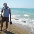 пошук на пляжі