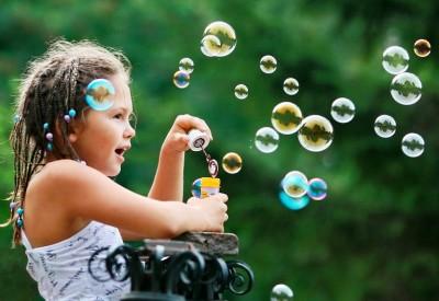 мильні бульбашки