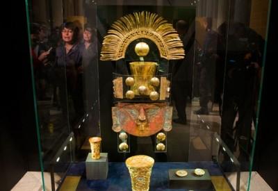 золото інків