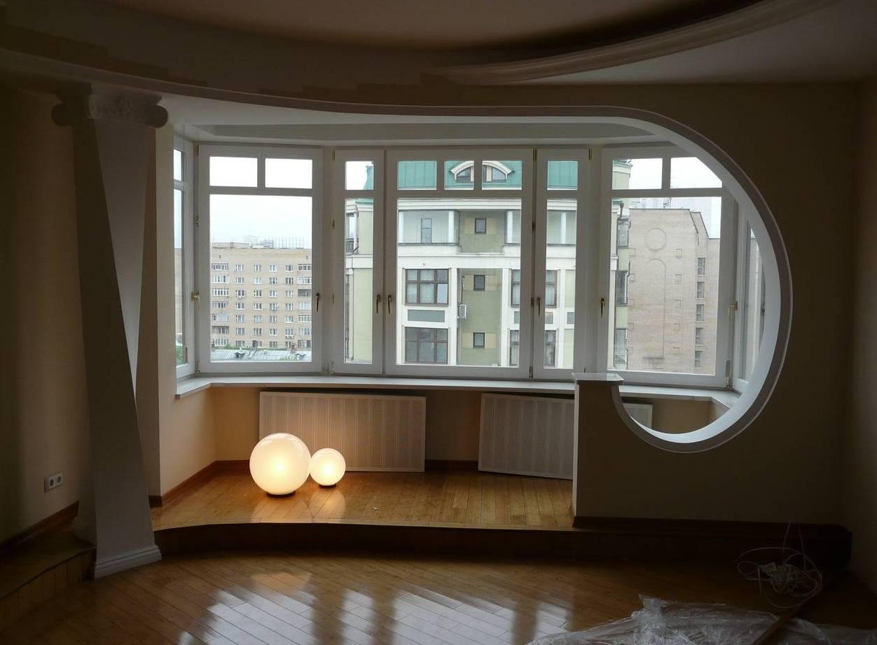 балкон і кімната