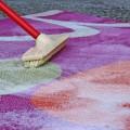 як почистити килим від плям