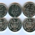 монети Молдови