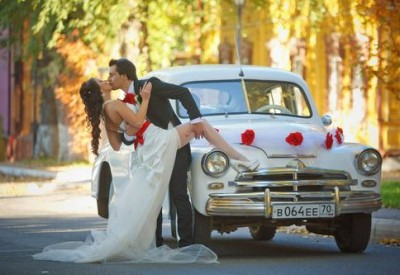 авто для весілля