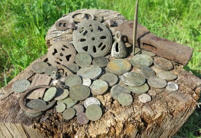 як шукати монети