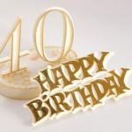 40 років