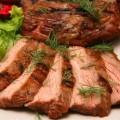 як запекти м'ясо