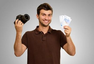 як заробити на фотографіях