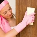 як помити двері