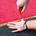 як стелити ковролін