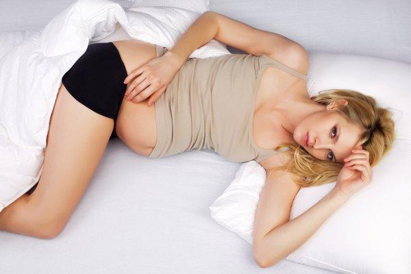 безсоння у вагітних