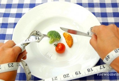 правила схуднення
