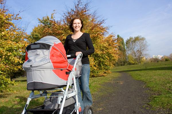 прогулянки з немовлям