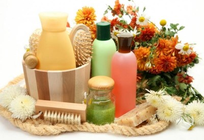 домашній шампунь для волосся