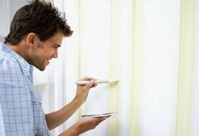Як пофарбувати дерев'яні двері