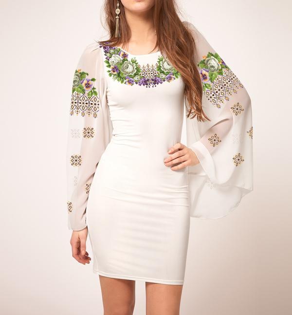 Плаття-вишиванка (3)