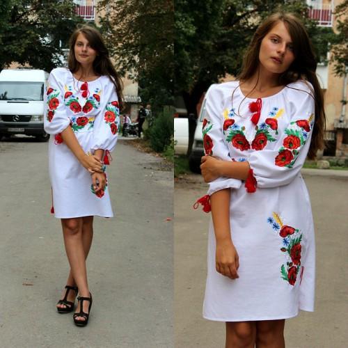Плаття-вишиванка (4)