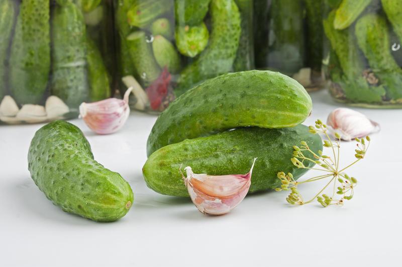 як засолити огірки