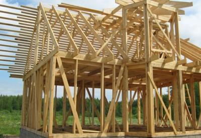 Плюси і мінуси каркасних будинків