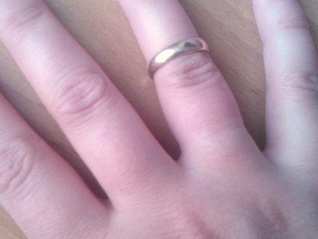 Як зняти кільце пальця  42e08630d3f70