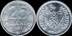 25 бань (bani)