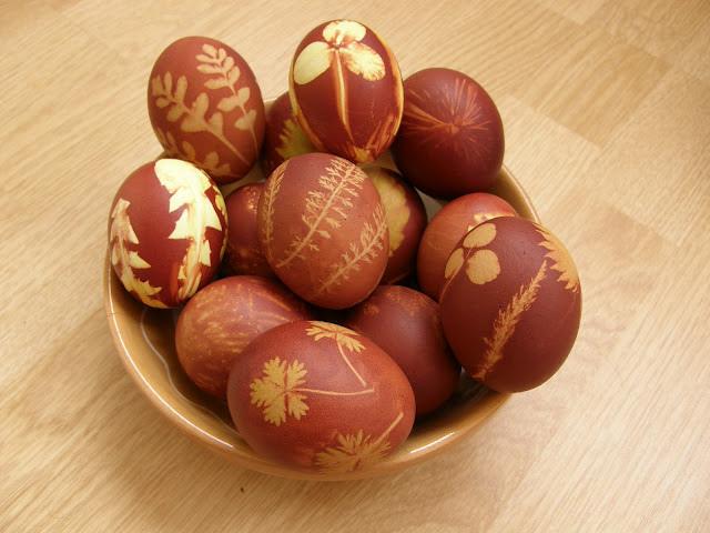 Як пофарбувати яйця 4