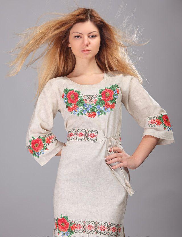 Плаття-вишиванка (5)