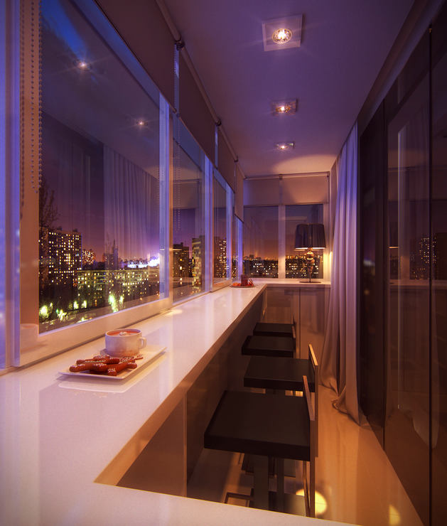 балкон бар