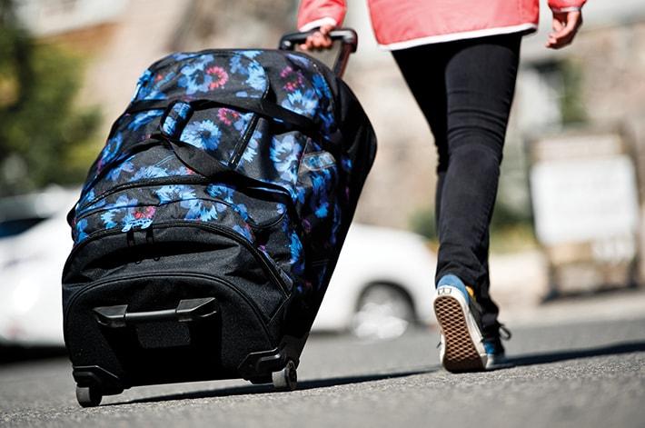 Как выбрать дорожный чемодан: 3 ключевых фактора