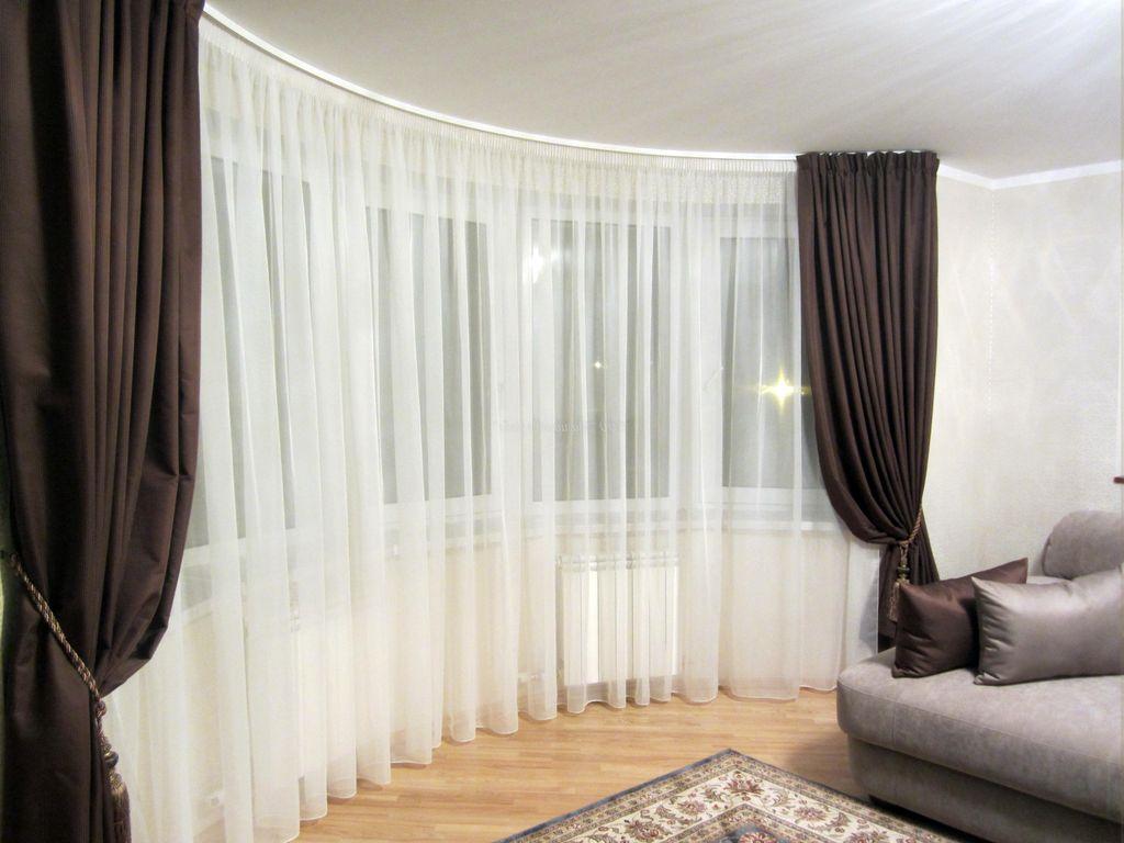В какую комнату стоит выбрать тюль из Турции